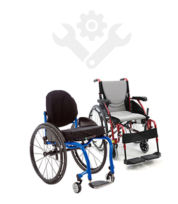 Manual Wheelchair Repair