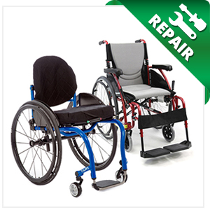 manual wheelchair repair click here