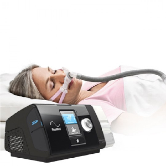 Sleep Therapy (CPAP)
