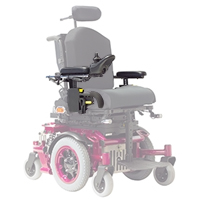 Electric Wheelchair Armrests