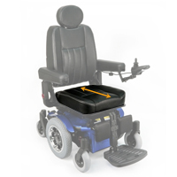 Electric Wheelchair Seat Depth Guide