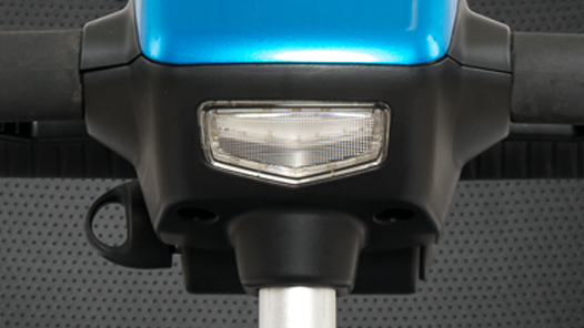 Front LED Headlight