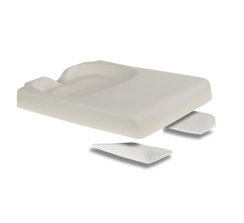 Lightweight, Stable Foam Base with Reduced Profile