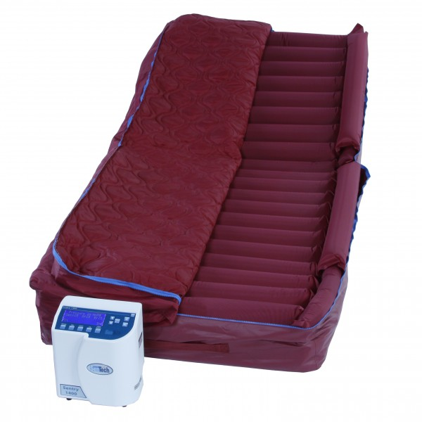 Tridien Medical Sentry 1400 Alternating Pressure w/ On-Demand Low Air Loss Mattress