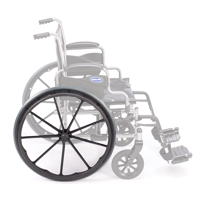 Wheelchair Molded Mag Wheels Guide