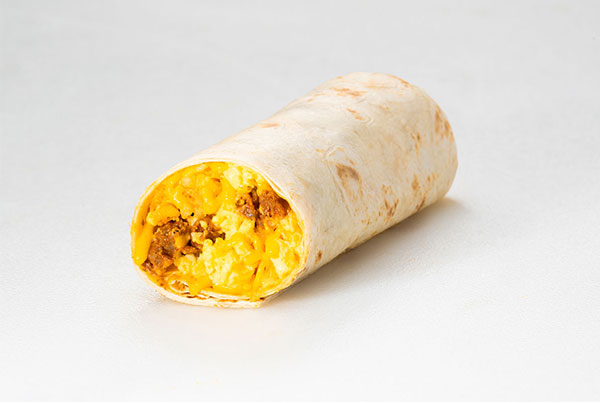 Chorcheezo Burrito