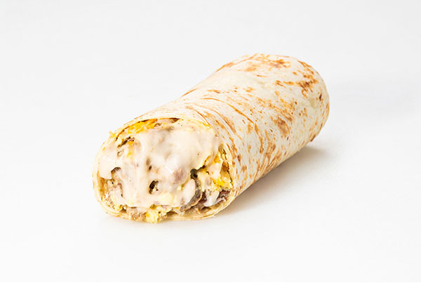 Countryside Sausage Burrito