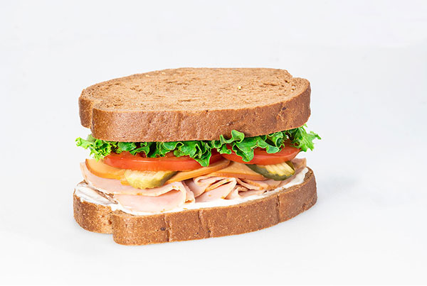 Turkey Gouda Sandwich