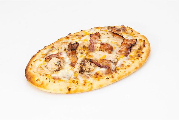 Personal Chicken Bacon Ranch Pizza