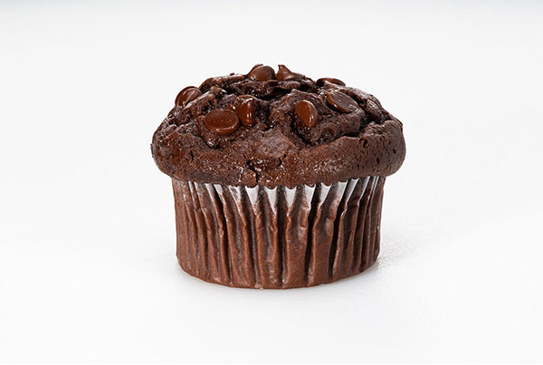 Ghirardelli Chocolate Muffin