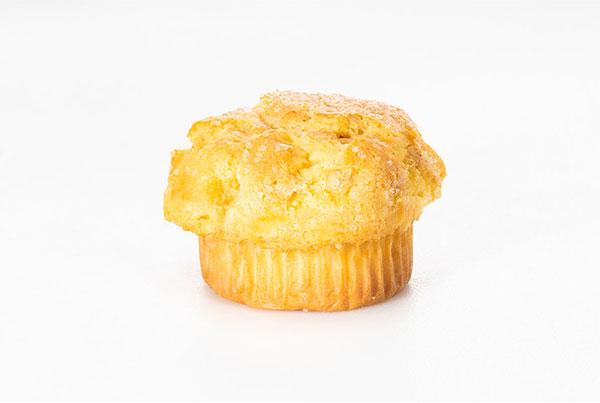 Butter Rum Muffin