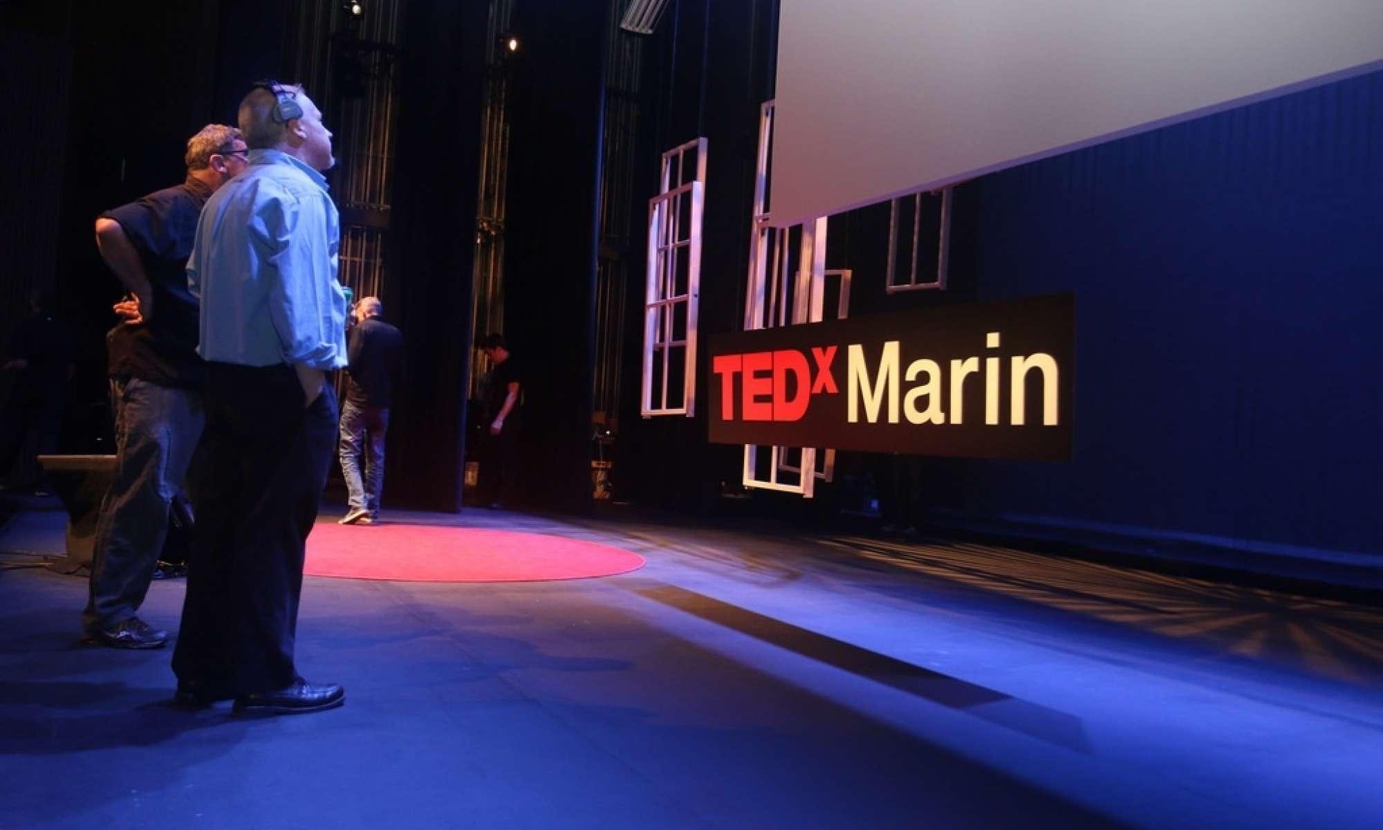 TEDx Marin 2016 - photo: Lori Cheung