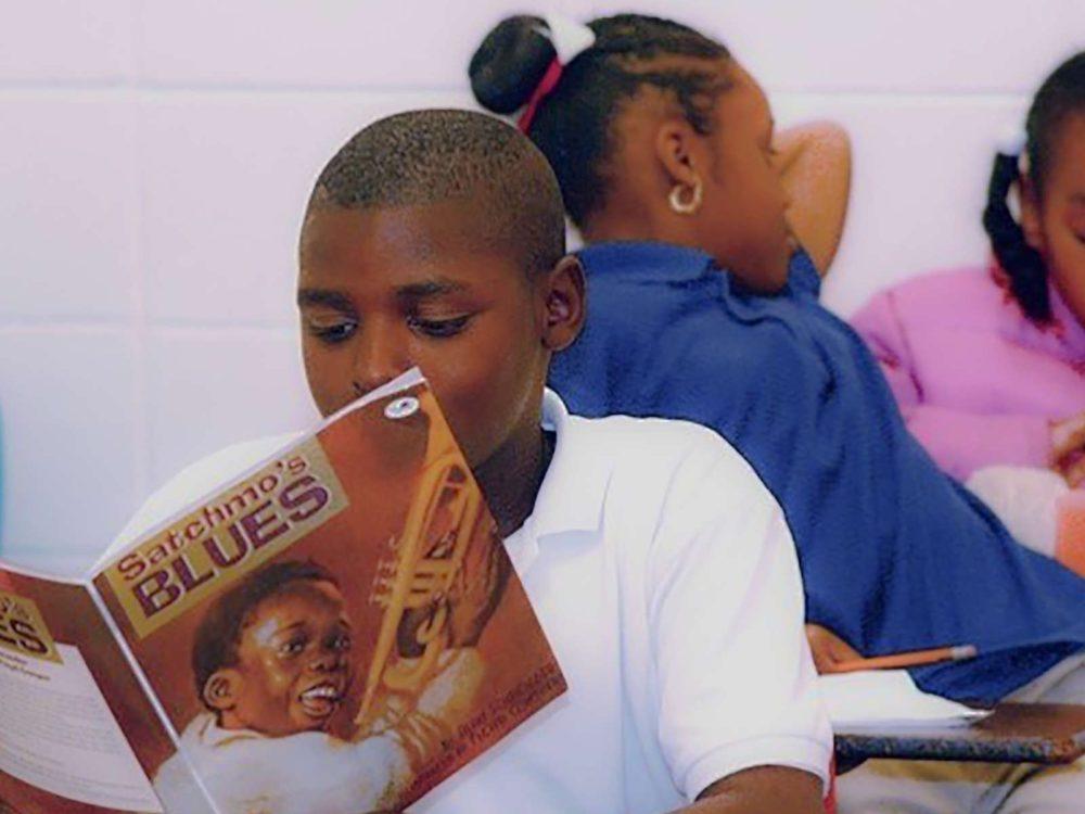 Freedom School Reading2