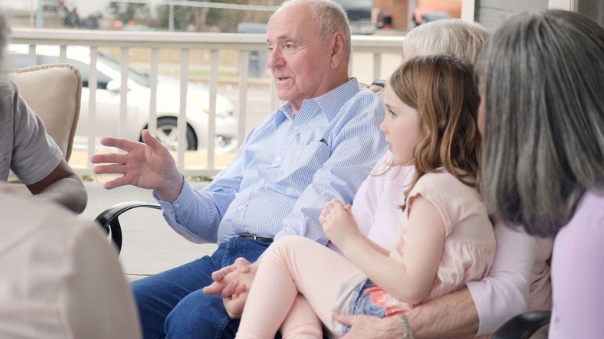 Grandpa Tales