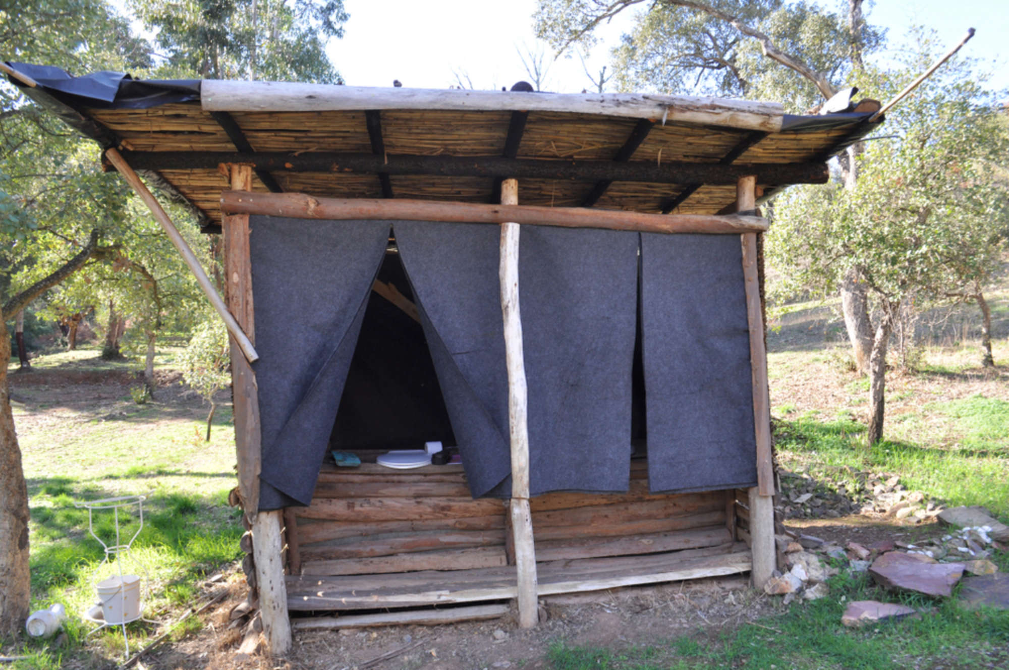 Toilet Hut