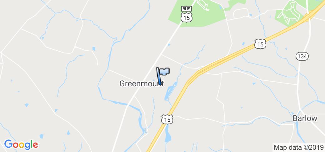 Gettysburg Bike Week 2019 Motorcycle Event In Pennsylvania Usa - Gettysburg-on-us-map
