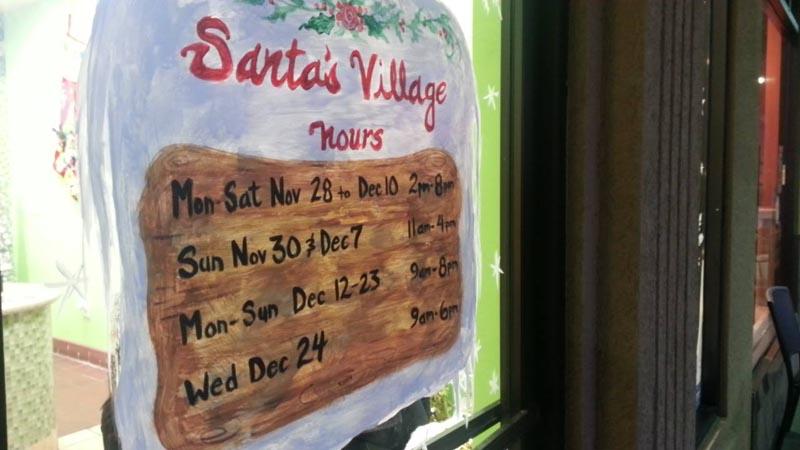 Santa's Village 2014
