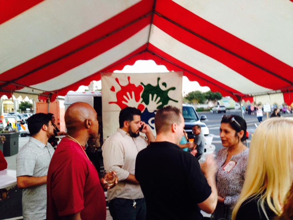 Taste of McHenry Village 2015