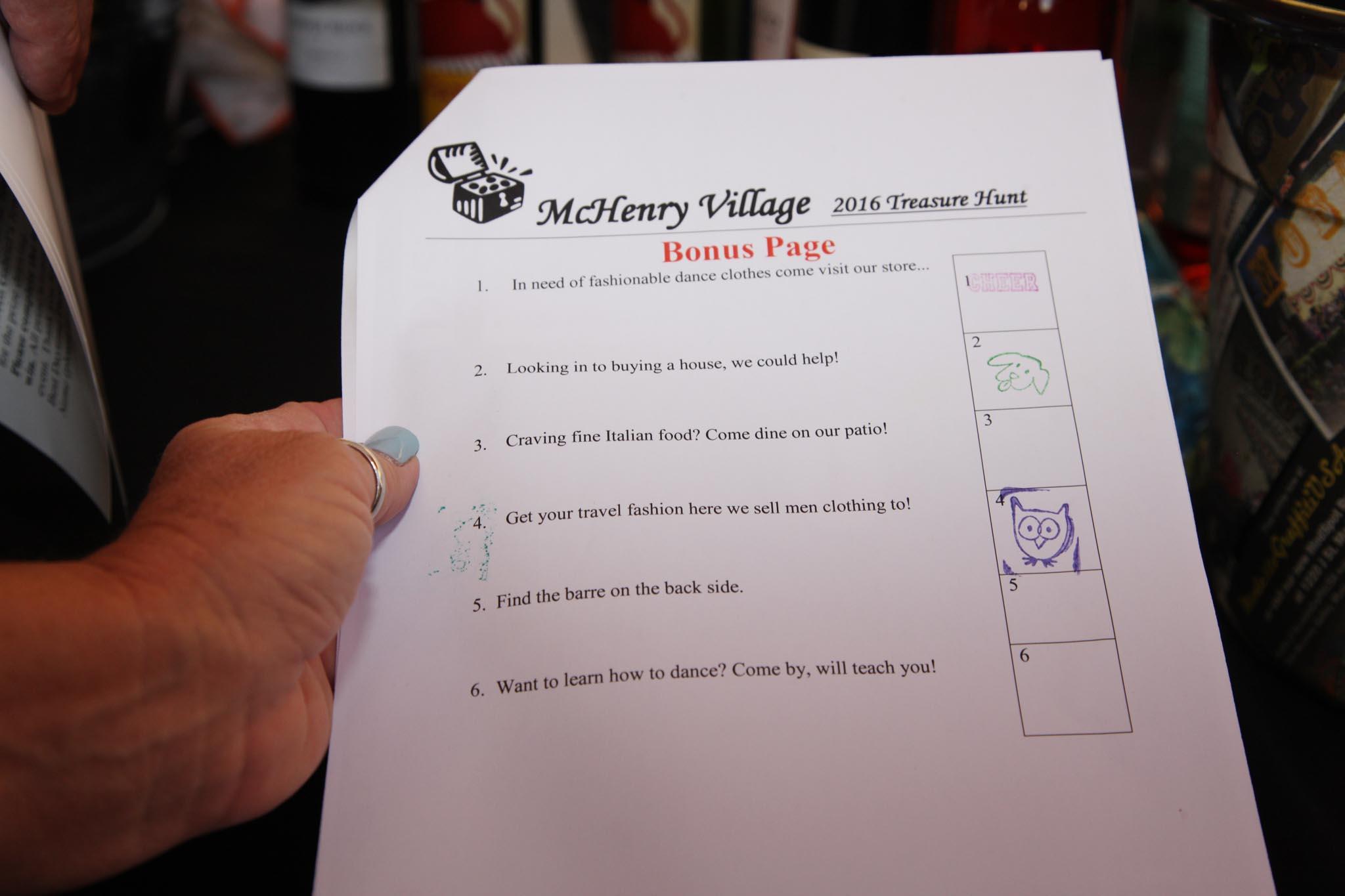 Taste of McHenry Village 2016