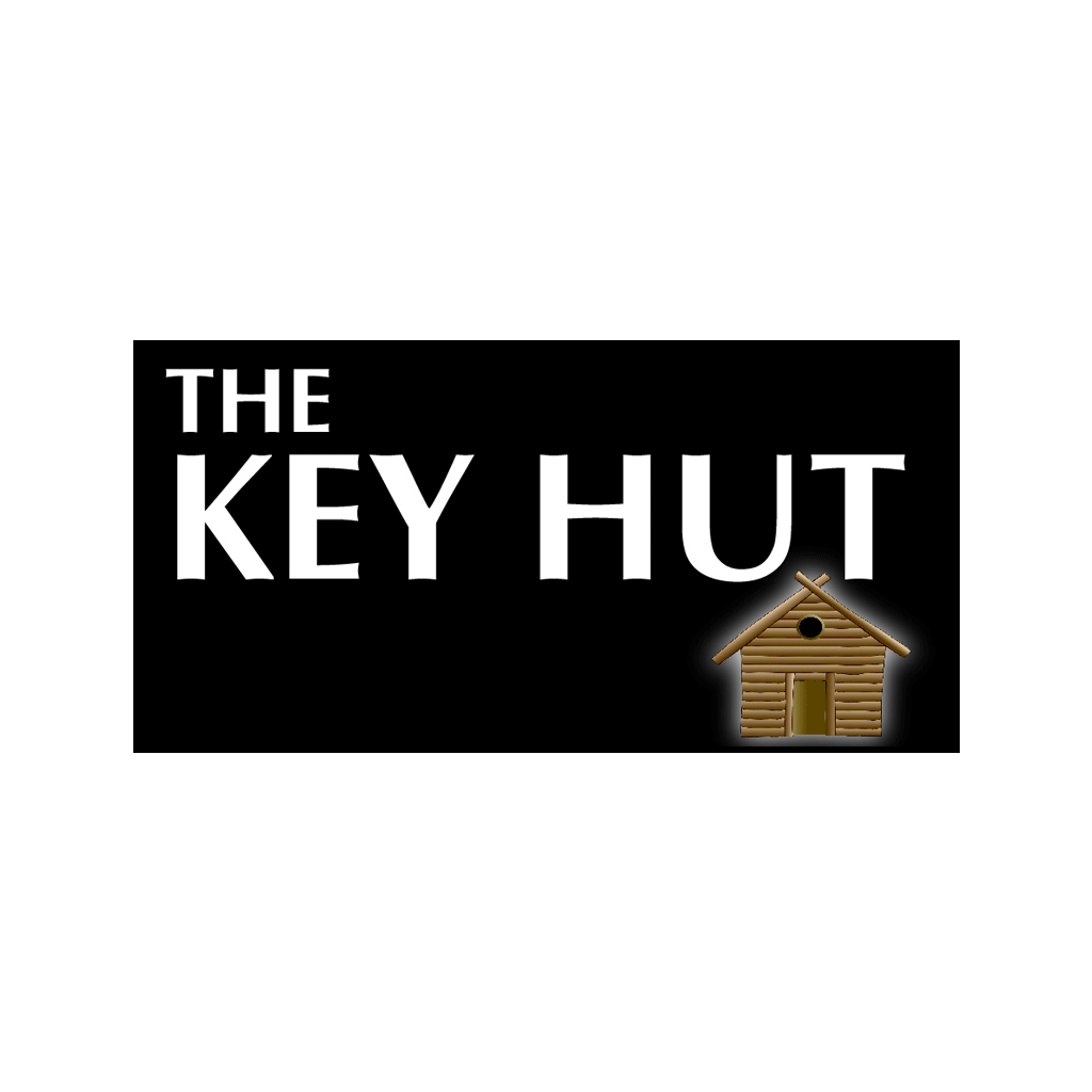 Security Hut Symbol: The Key Hut