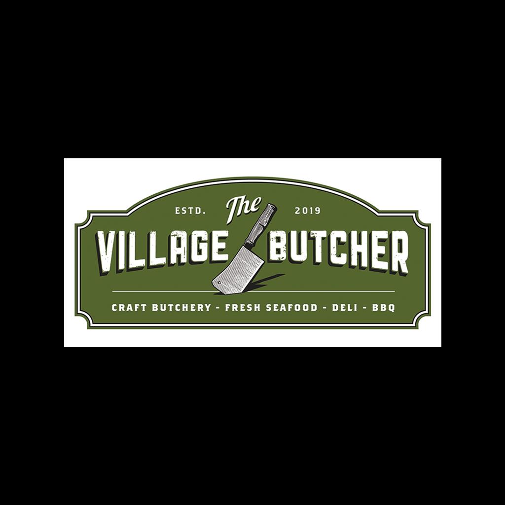 The Village Butcher logo