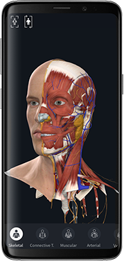 Complete Anatomy for Android