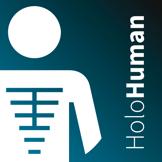 HoloHuman logo