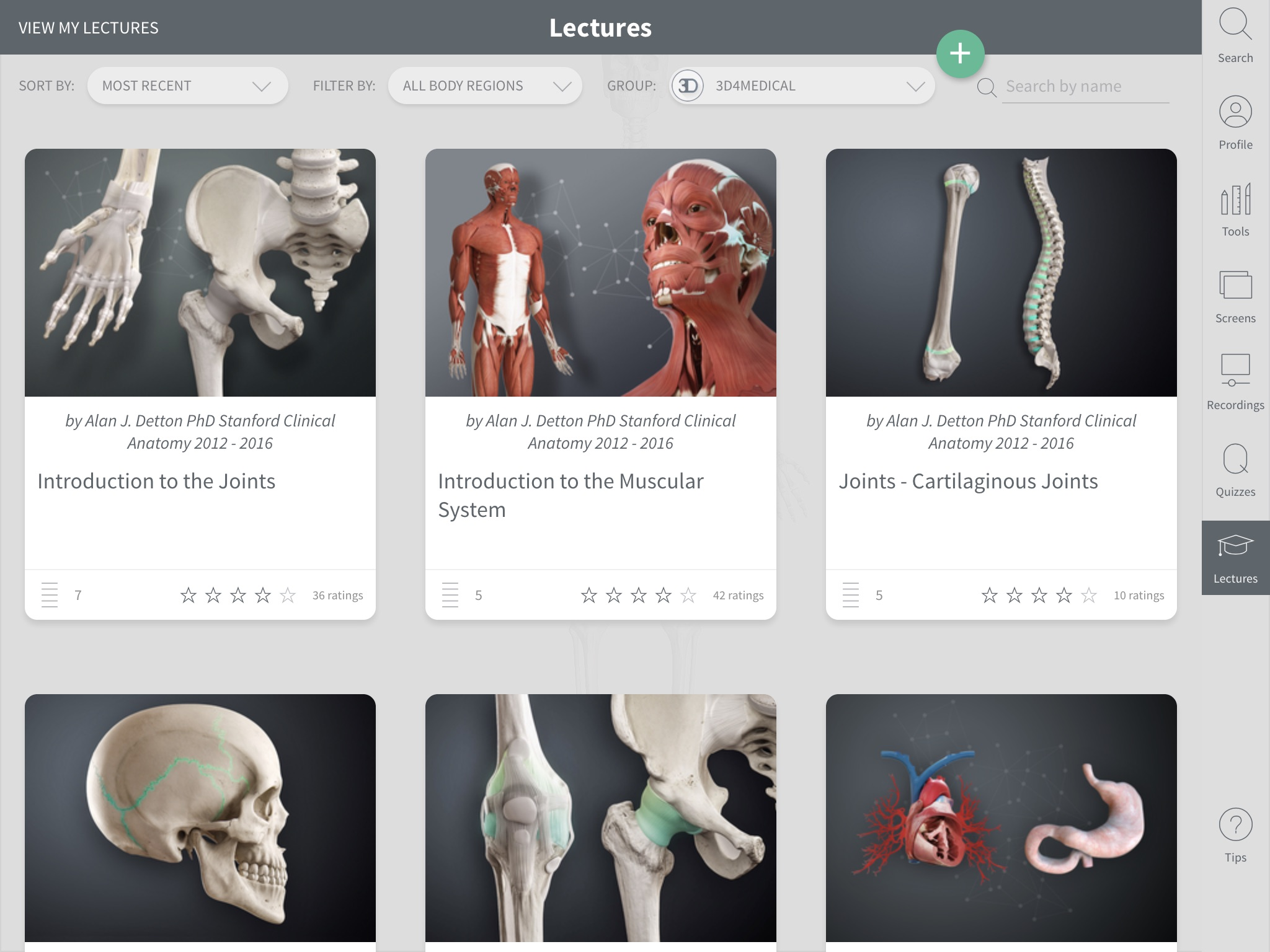 Complete Anatomy 3d4medical