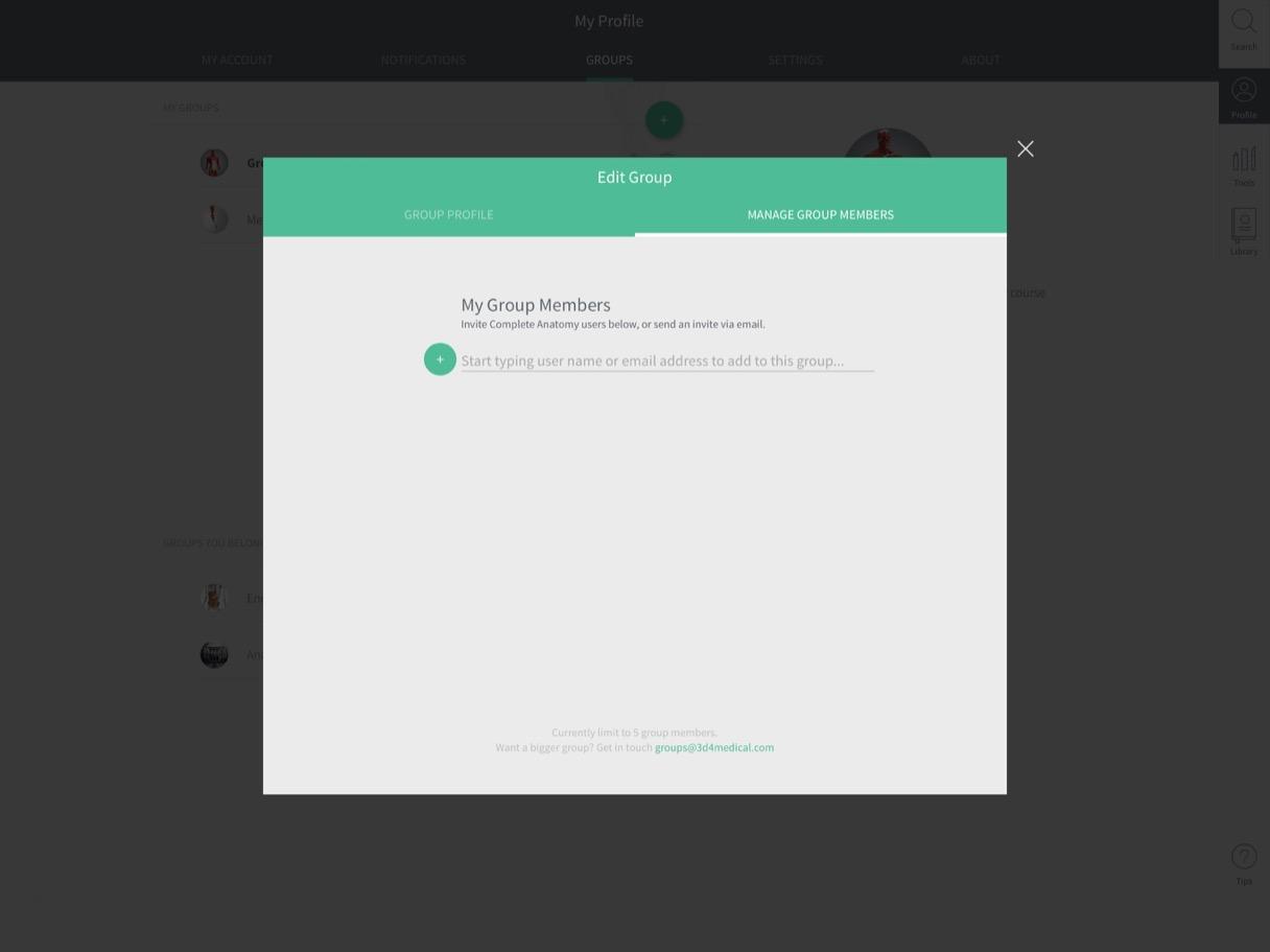 Profile – 3D4Medical