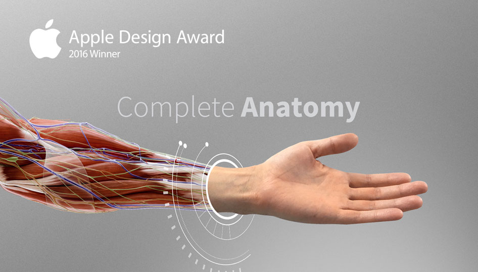 Complete Anatomy 2019 3d4medical