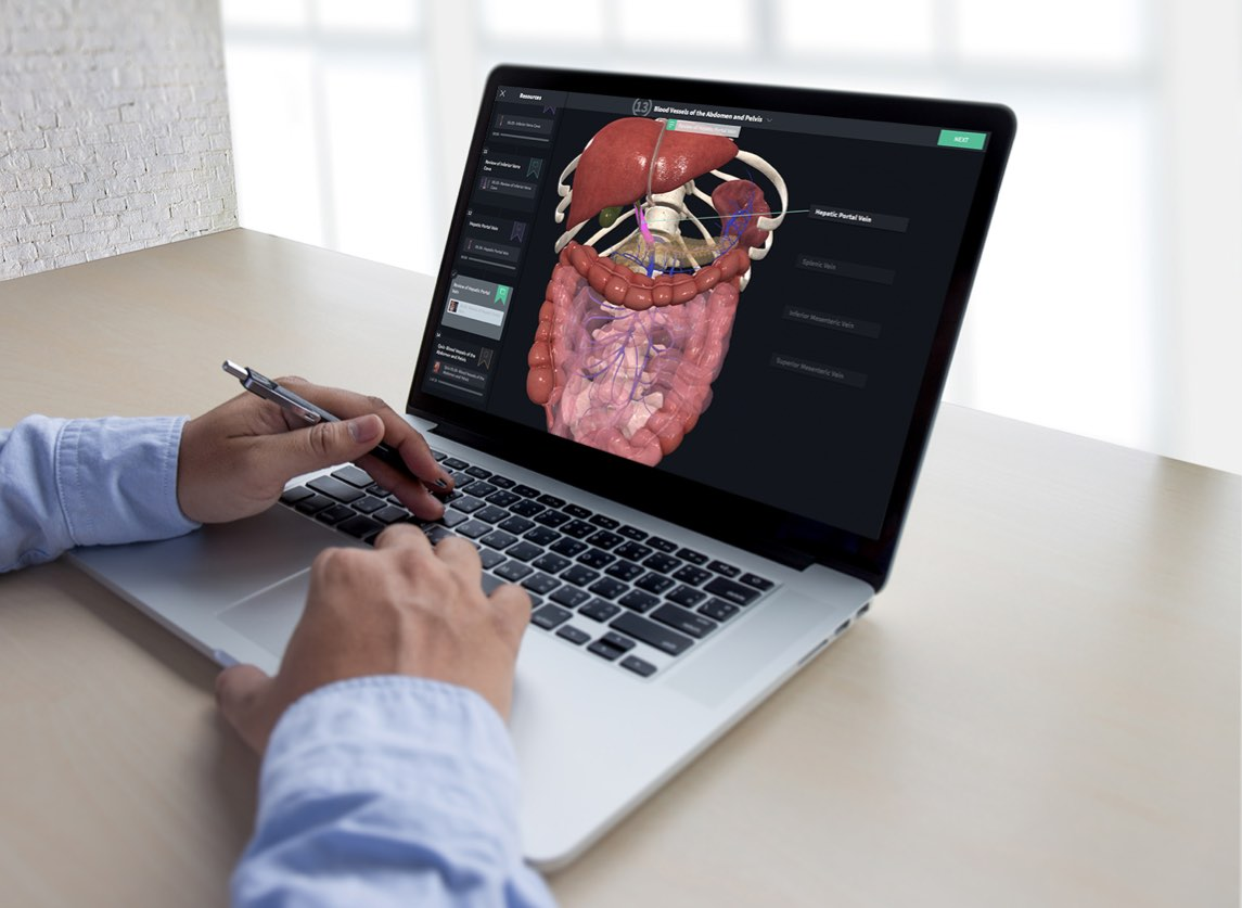 Complete Anatomy macbook