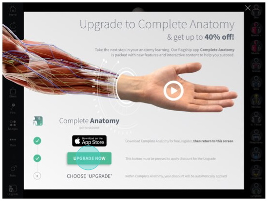 Why Upgrade? – Complete Anatomy