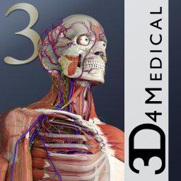 Essential Anatomy 3 – 3D4Medical