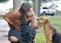 adoptive family photo - Maria