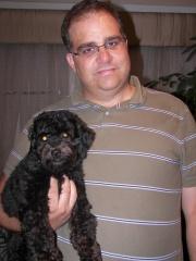 adoptive family photo - Simon