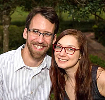 Eric and Marissa - Hopeful Adoptive Parents