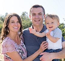Brian & Sara - Hopeful Adoptive Parents