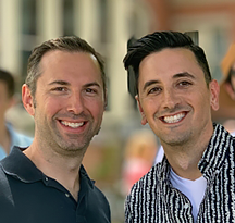 Jeff & Marc - Hopeful Adoptive Parents