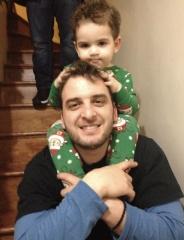 adoptive family photo - Themi (Tommy)