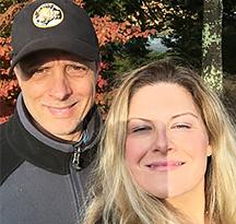 Angela & William - Hopeful Adoptive Parents