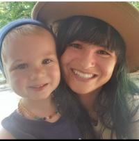 adoptive family photo - Amanda