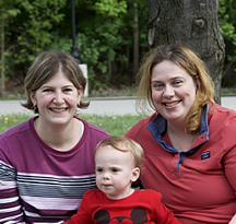 Michelle & Stephanie - Hopeful Adoptive Parents