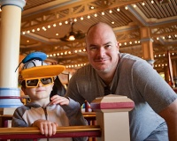 adoptive family photo - Mike