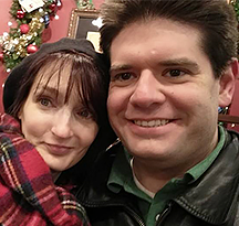 Karen & Aaron with open hearts! - Hopeful Adoptive Parents