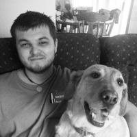 adoptive family photo - Zak