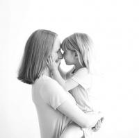adoptive family photo - Kristen