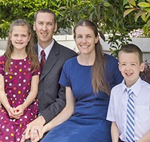 Nate and Rebecca - Hopeful Adoptive Parents