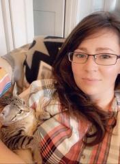adoptive family photo - Kate