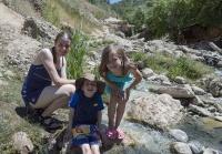 adoptive family photo - Rebecca