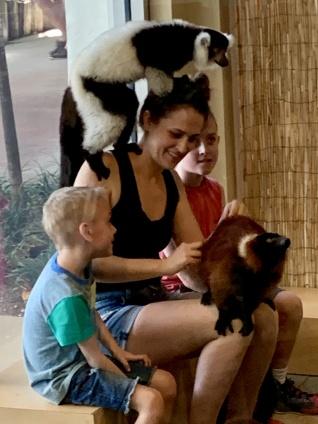 adoptive family photo - Ericka